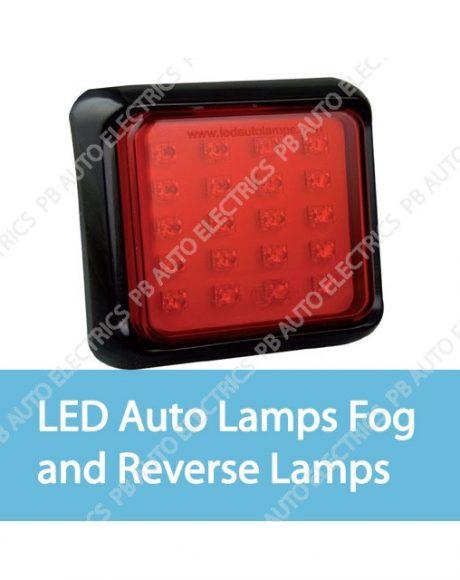 Fog & Reverse Lamps