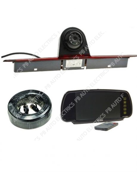 High Level Brake Light Camera Kit for Mercedes Sprinter/VW Crafter - TES-SPRINTM7001