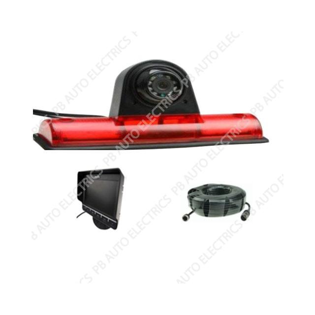 Universal High Level Brake Light Camera Kit – TES-UNITM7001