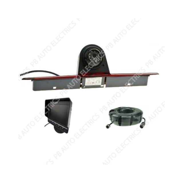 High level Brake Light Camera Kit for Mercedes Sprinter/VW Crafter – TES-SPRINTM7001