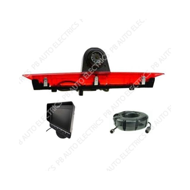High level Brake Light Camera Kit for Ford Transit – TES-TRANTM7001