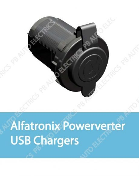 Alfatronix Powerverter USB Chargers