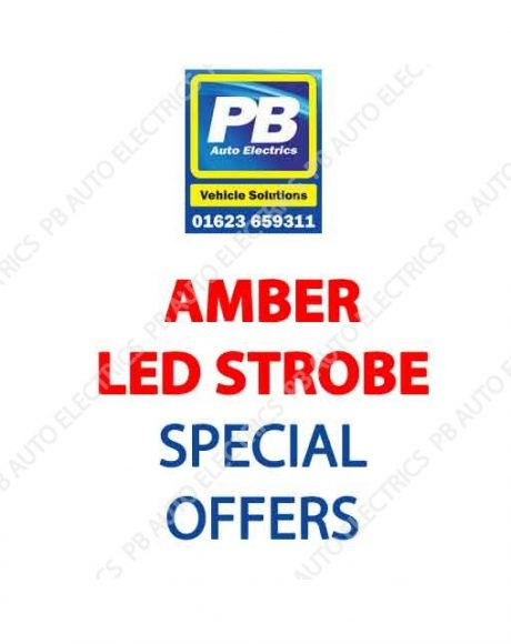 LED Strobe Special Offers