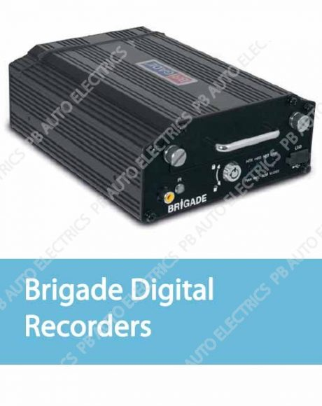 Brigade Digital Recorders