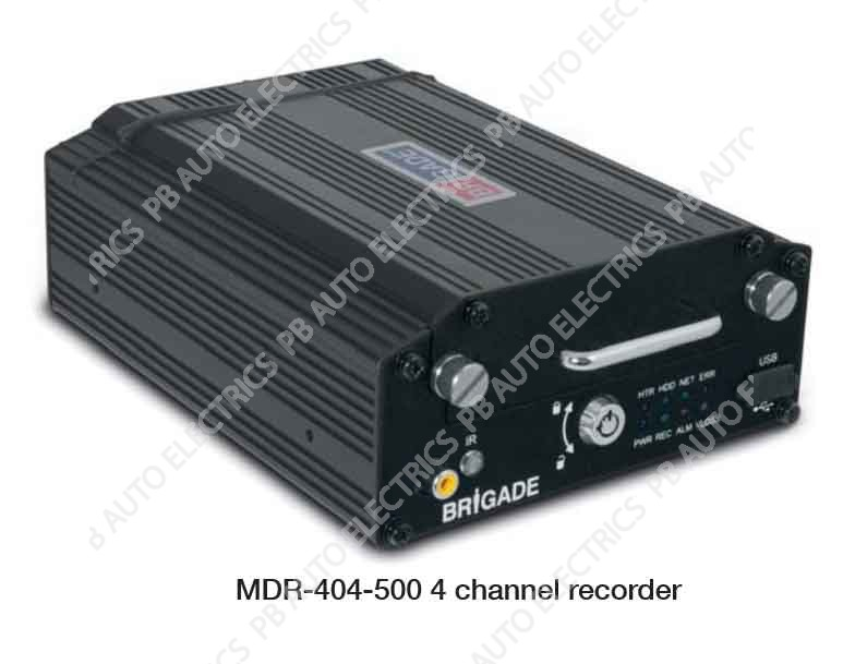 mdr 404 500 lg brigade mdr 4 channel 500gb hard disk recording system brigade camera wiring diagram at creativeand.co