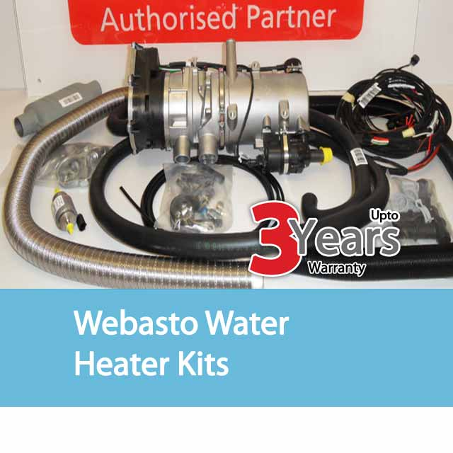 Webasto Water Heater Kits