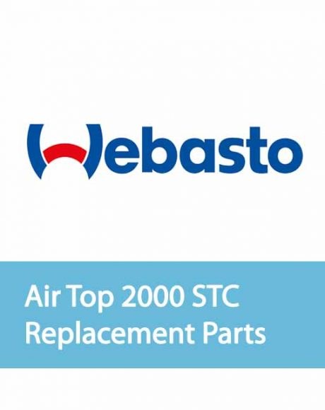 Webasto Air Top 2000 STC Common Replacement Parts