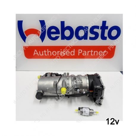 Webasto Thermo Pro 90 Diesel 12v Water Heater & Fuel Pump (excludes Installation Kit) - 9023075C