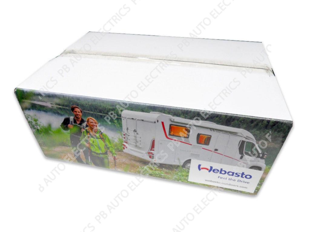 Webasto motorhome box