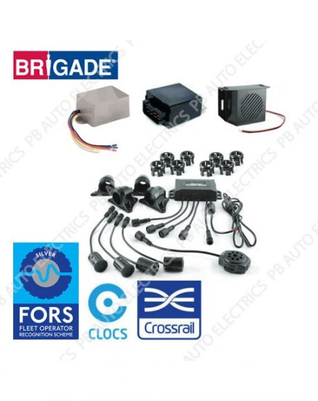 Brigade FORS Silver Side Scan Kit