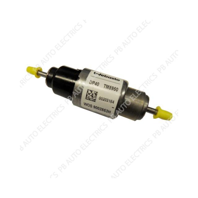 Webasto Fuel Pump 12v Petrol without damper - 9024803A