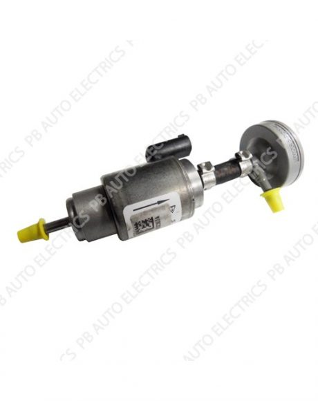 Webasto Fuel Pump 24v Diesel with Damper - DP42 STC Only - 9024802A