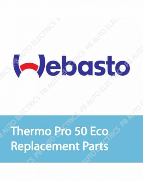 Webasto Thermo Pro 50 Eco Common Replacement Parts