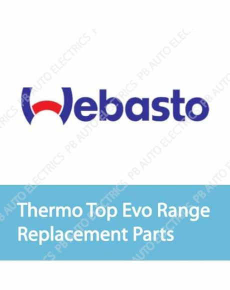 Webasto Thermo Top Evo Range Common Replacement Parts