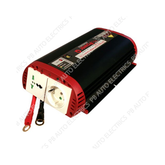 Sterling Power – Pro Power Q 12v, 600w Inverter – I12600