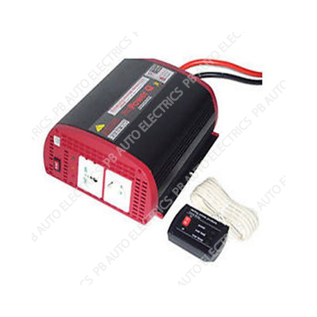 Sterling Power – Pro Power Q 24v, Remote Control 1000w Inverter – I241000