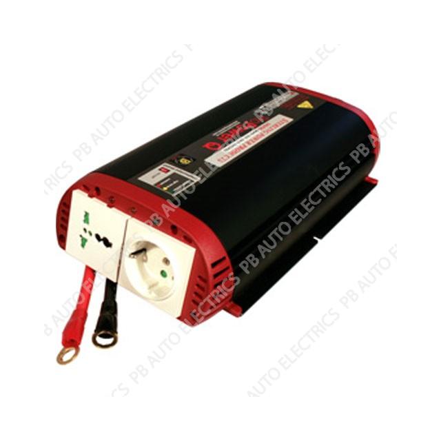 Sterling Power – Pro Power Q 24v, 600w Inverter – I24600