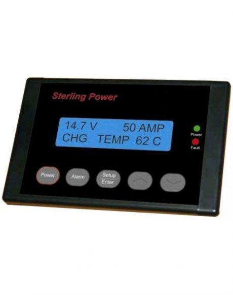 Sterling Pro Charge Ultra Battery Charger Remote Panel - PCUR