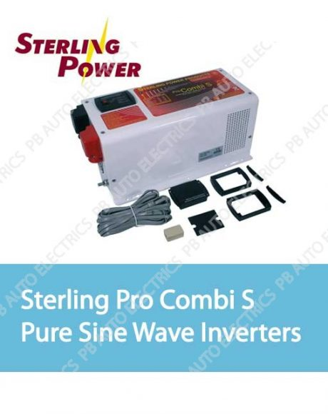Sterling Pro Combi S Pure Sine Wave Inverters