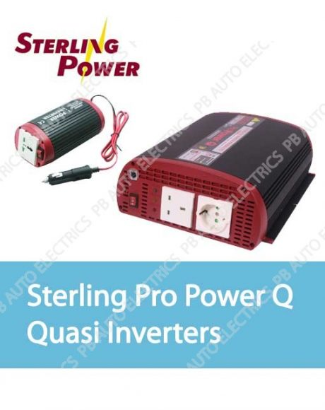Sterling Pro Power Q Quasi Inverters