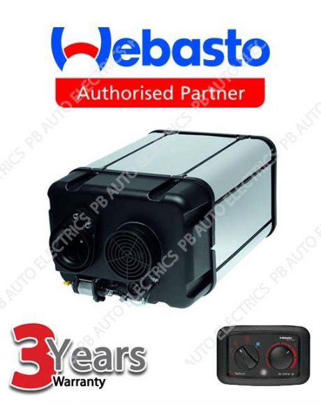 Webasto Dual Top Evo 6 external