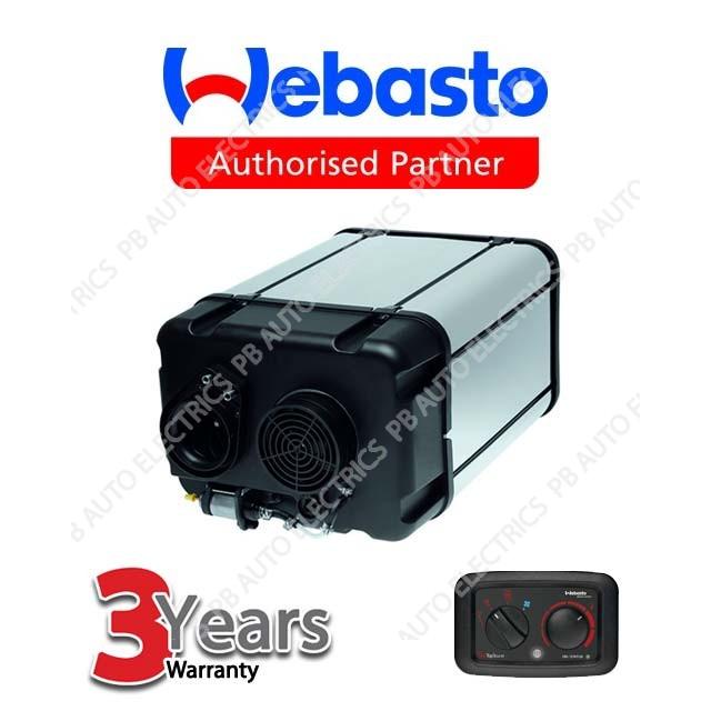 Webasto Dual Top Evo 6 external