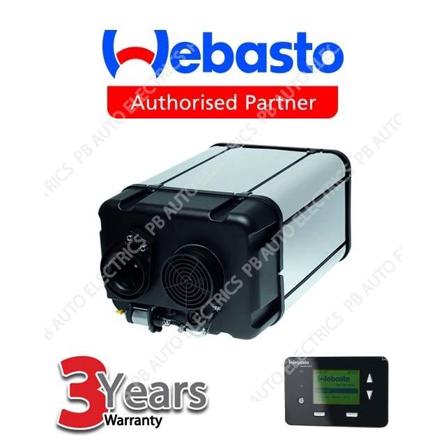 Webasto Dual Top Evo 8 external