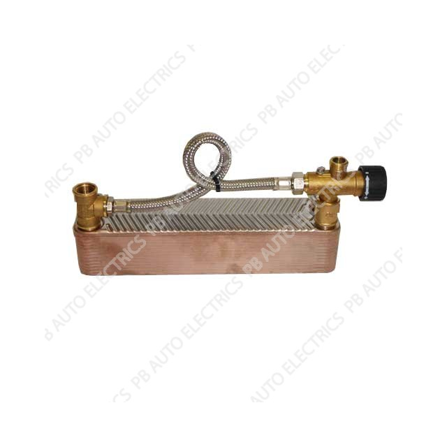 Webasto Plate Heat Exchanger With Mixer Tap – 4111209A