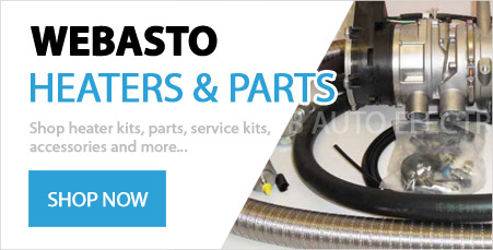 Shop Webasto Heaters & Webasto Parts