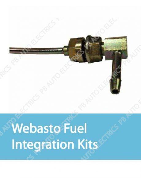 Webasto Fuel Integration Kits