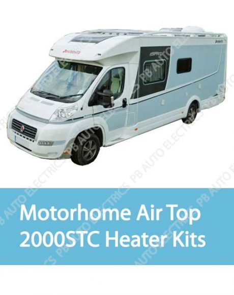 Motorhome Air Top 2000STC Heater Kits