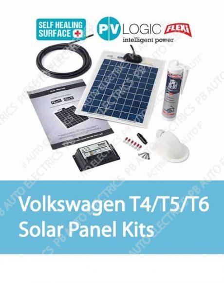 Volkswagen T4/T5/T6 Solar Panel Kits