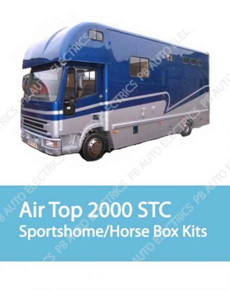 Webasto Air Top 2000 STC Sportshome & Horsebox Heater Kits