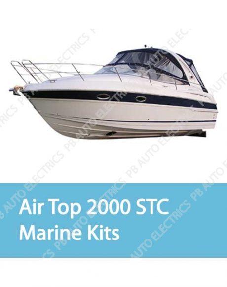 Webasto Air Top 2000 STC Marine Heater Kits