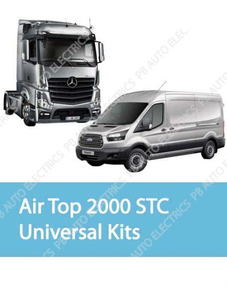 Webasto Air Top 2000 STC Universal Heater Kits