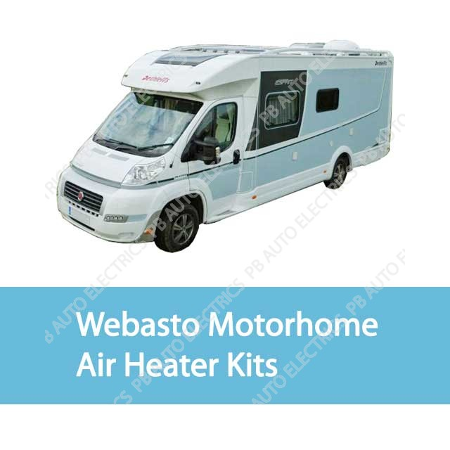 Motorhome Air Heater Kits