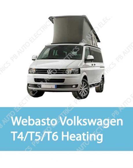 Volkswagen T4/T5/T6 Heating