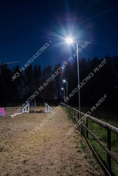 SolarMate Arena Light Riding School