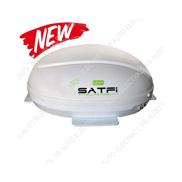 Satfi UK Plus Satellite Dome