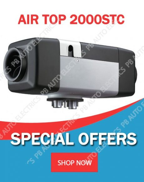 Webasto Air Heater Special Offers