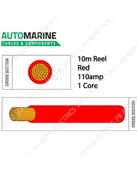 Auto Marine Cable PVC16R