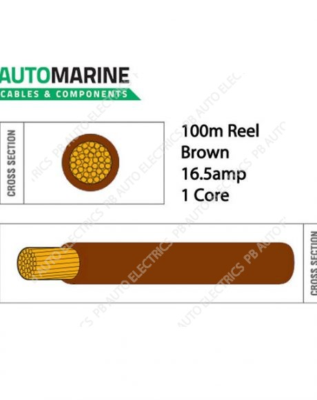 Auto Marine Cable TW1N-100