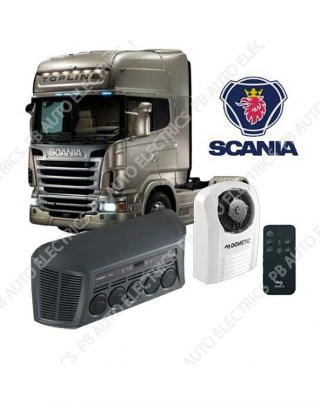 CoolAir SP950C&I Parking Cooler 24v SCANIA