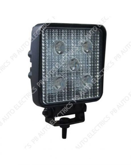 LAP Electrical LED 15W 12-24v Square Flood Lamp 1100 Lumen - LAPS155