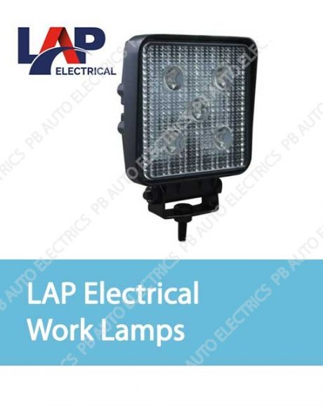 LAP Electrical Work Lamps