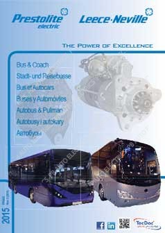 Prestolite Catalogue Bus