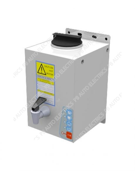 Transvend 4 Litre Hot Water Drinks Machine 24vdc 30A 700W (No tap cover) - 90-106-20-C