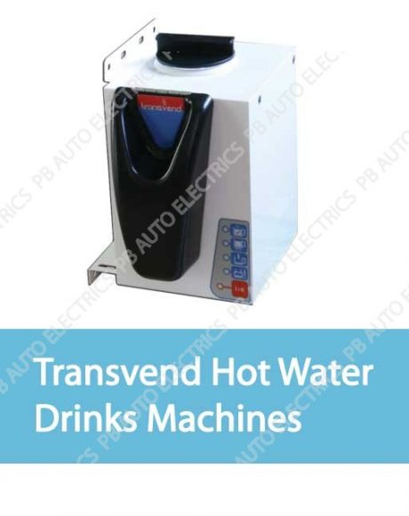 Transvend Hot Water Drinks Machines