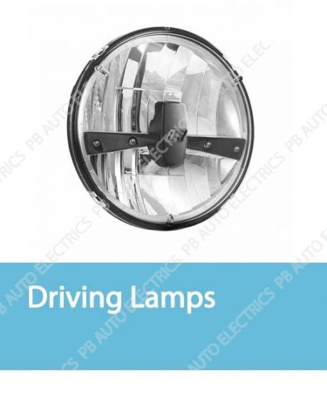 LED Autolamps Driving Lamps