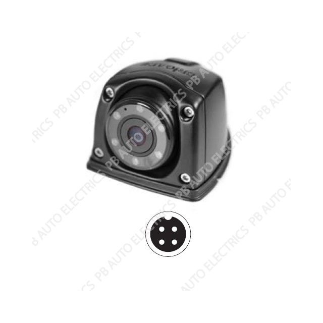 Brigade Select VBV-300C Compact Flush Mount Eyeball Camera (Suitable for  reverse camera use) - Mirror View (5211)